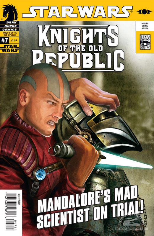 Knights of the Old Republic #47