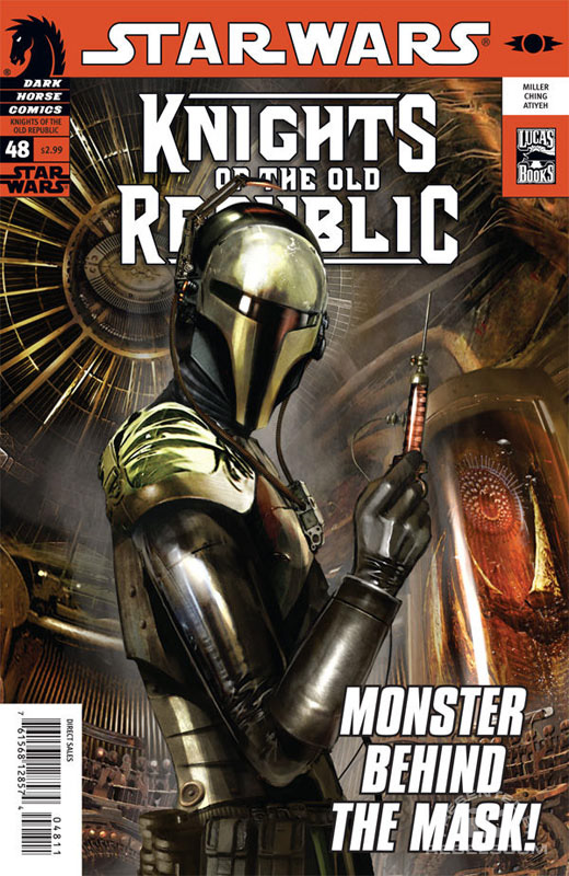 Knights of the Old Republic #48