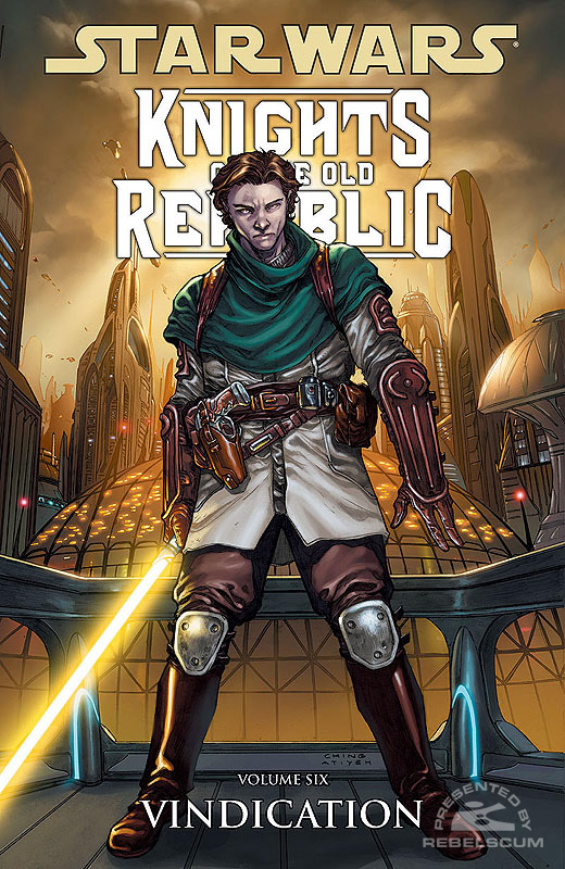 Knights of the Old Republic Trade Paperback #6