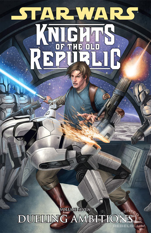 Knights of the Old Republic Trade Paperback #7