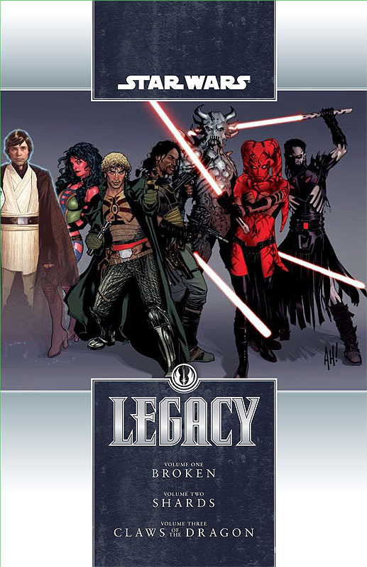 Legacy Box Set (Sci Fi Book Club)