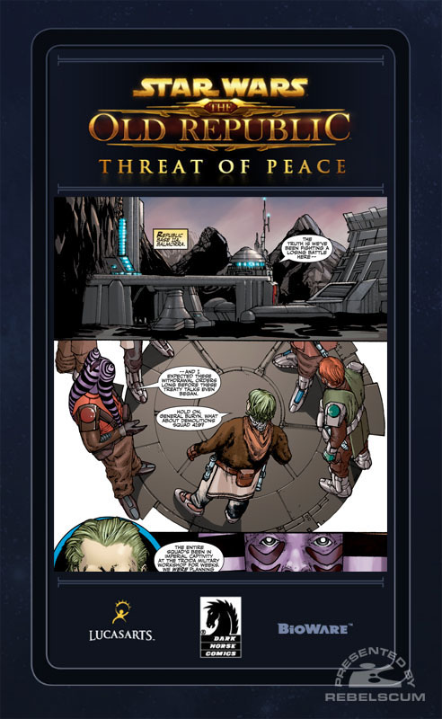The Old Republic - Threat of Peace #2