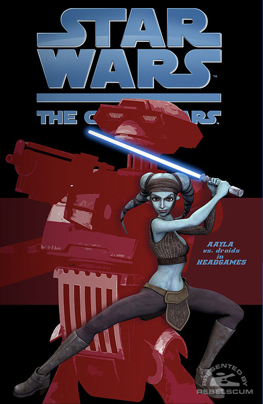 The Clone Wars Web Comic 13