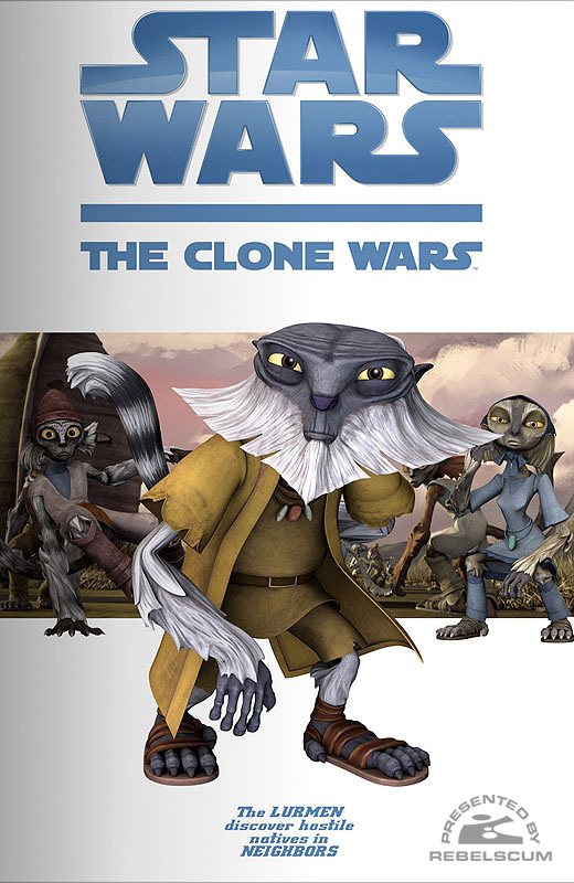 The Clone Wars Web Comic #14