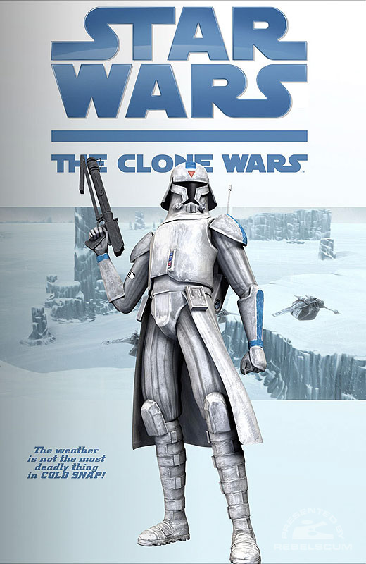 The Clone Wars Web Comic #15