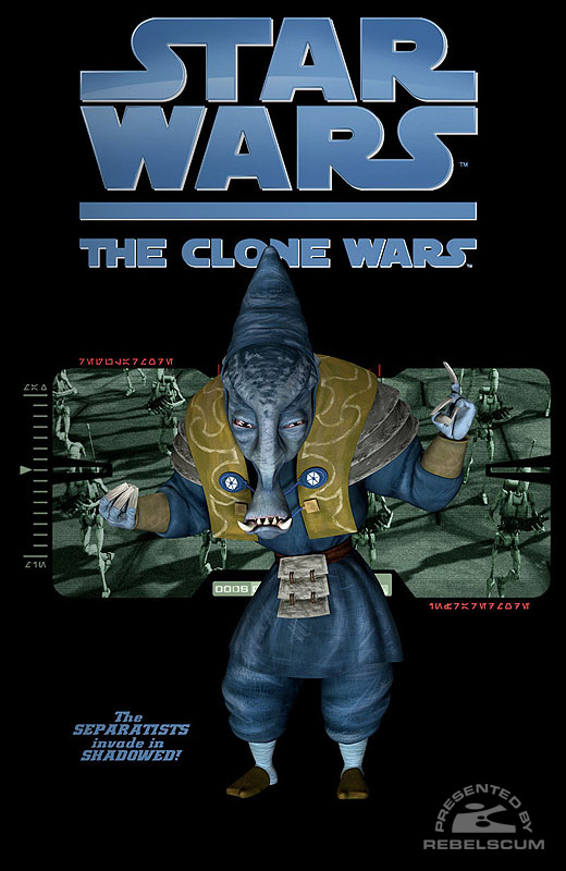 The Clone Wars Web Comic #16