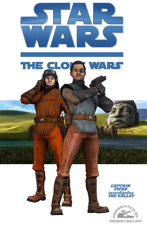 The Clone Wars Web Comic 17