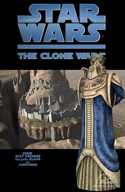 The Clone Wars Web Comic #18
