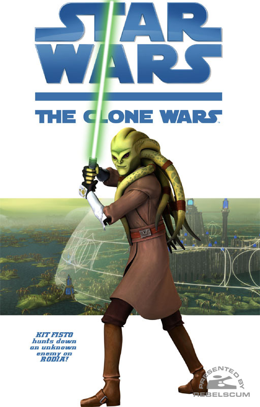 The Clone Wars Web Comic #23