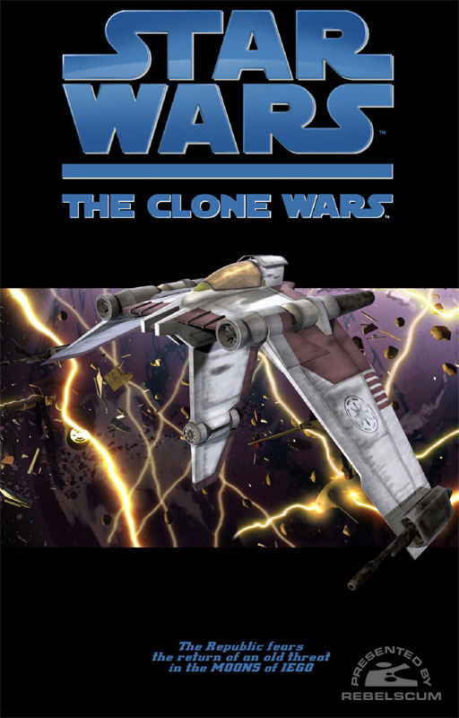 The Clone Wars Web Comic #24