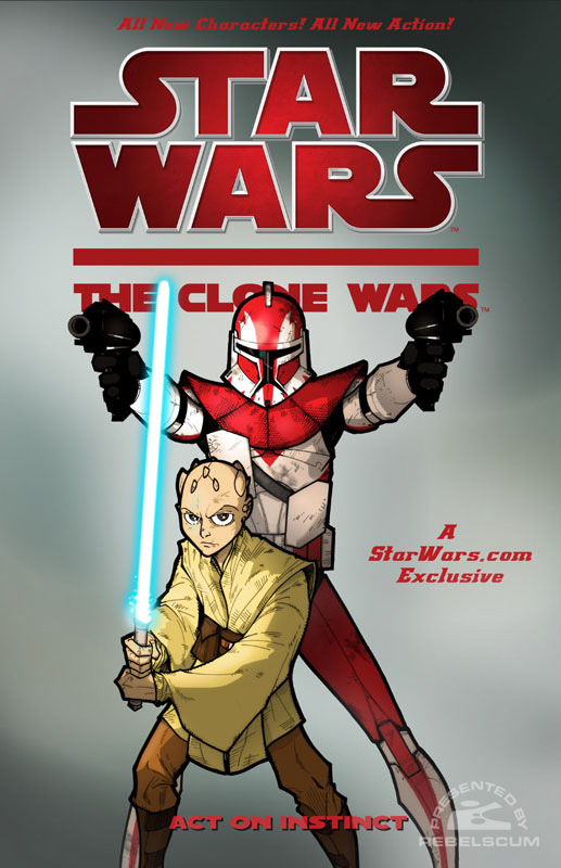 The Clone Wars Web Comic #25