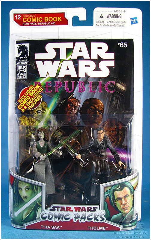 Star Wars: The Legacy Collection 10 Comic Pack 12 Packaging