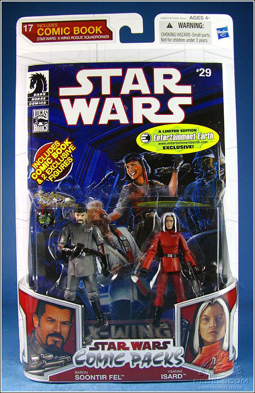 Star Wars: The Legacy Collection 10 Comic Pack 17 Packaging