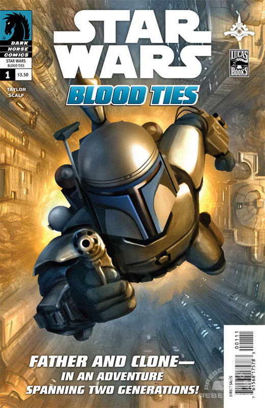 Blood Ties #1