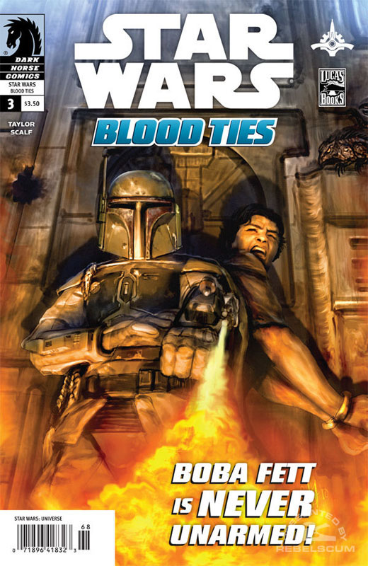 Blood Ties #3