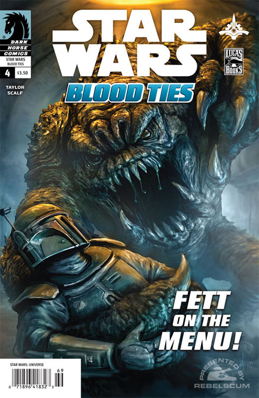 Blood Ties #4