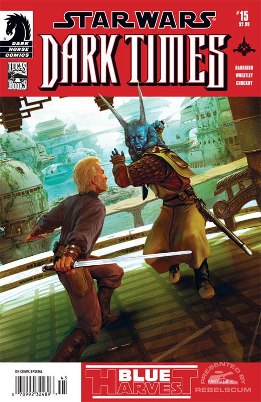 Dark Times #15