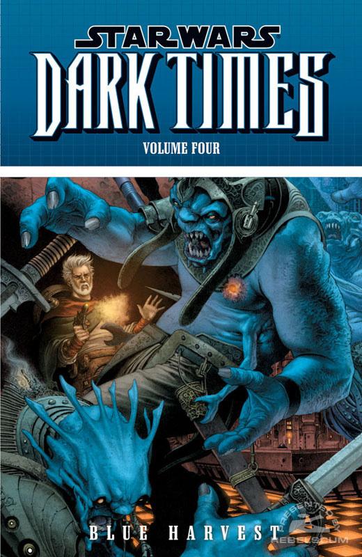 Dark Times Trade Paperback #4