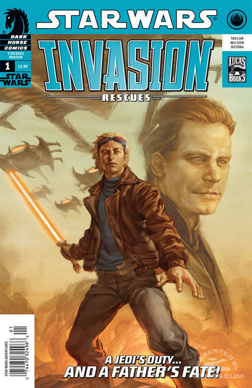 Invasion–Rescues #1