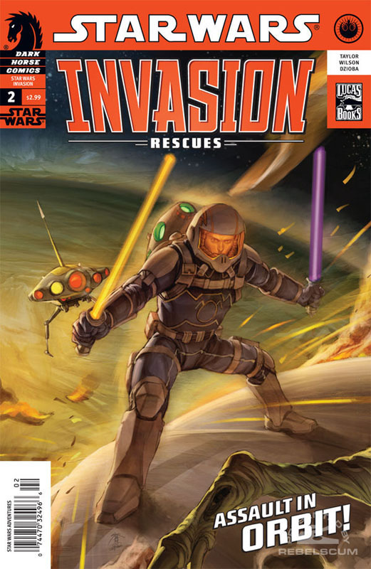 Invasion–Rescues #2