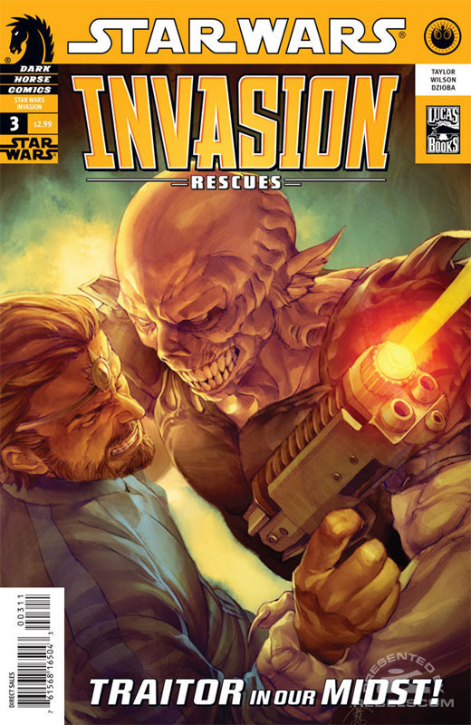 Invasion–Rescues #3