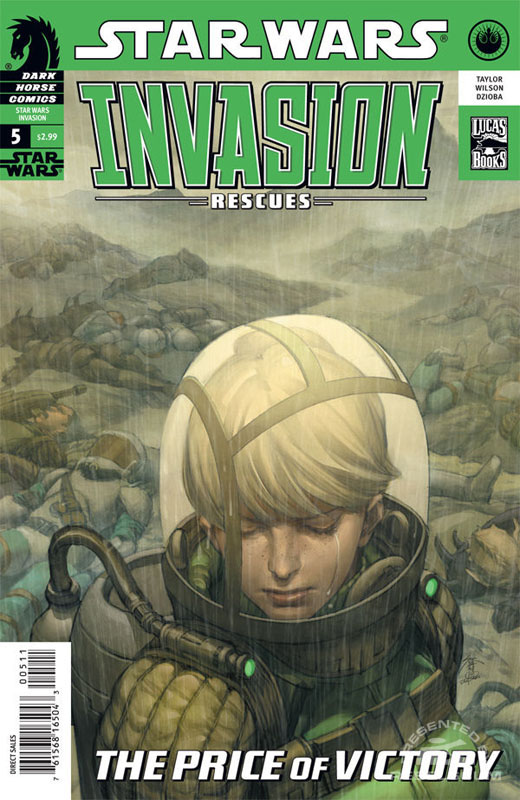 Invasion–Rescues #5