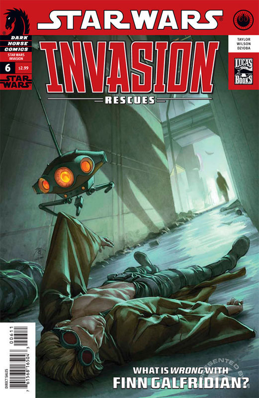 Invasion–Rescues #6
