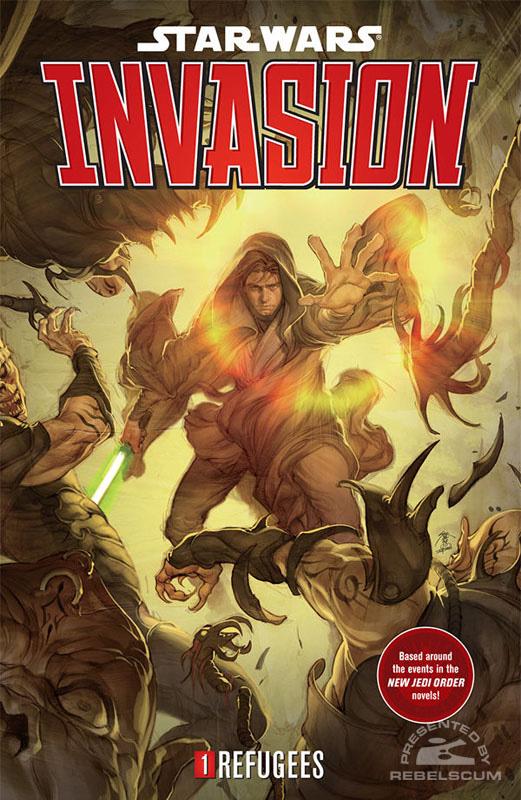 Invasion Trade Paperback 1