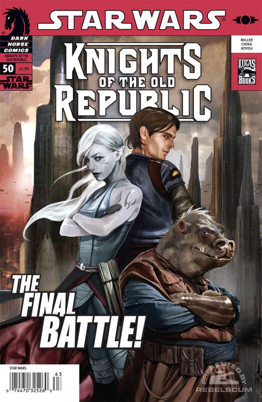 Knights of the Old Republic #50