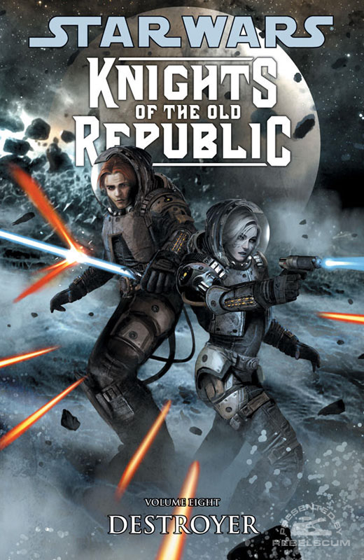 Knights of the Old Republic Trade Paperback #8