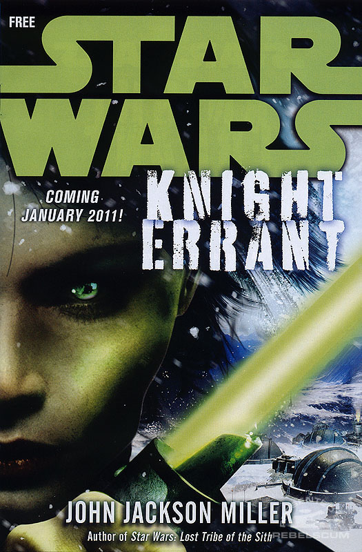 Knight Errant 0 - Flip Cover