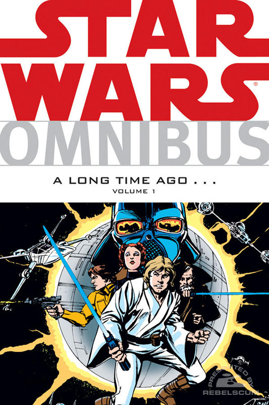 Star Wars Omnibus: A Long Time Ago... #1