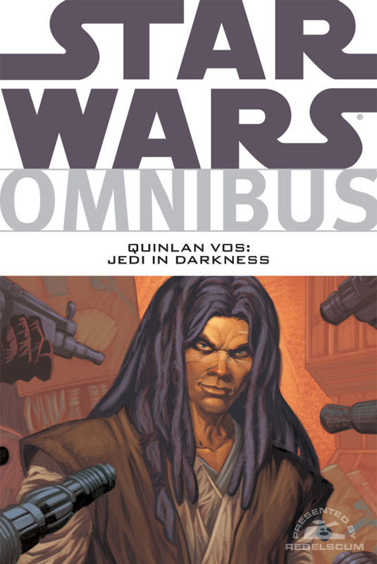Star Wars Omnibus: Quinlan Vos – Jedi in Darkness
