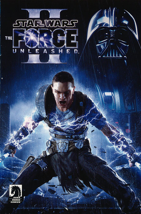 The Force Unleashed II Mini-Comic
