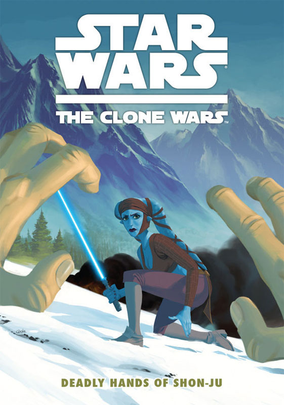 The Clone Wars – Deadly Hands of Shon-Ju #5