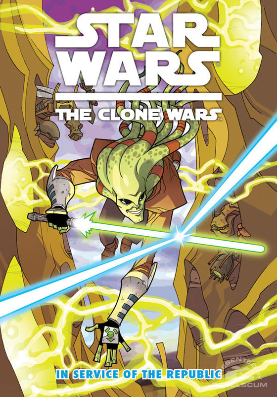 The Clone Wars – In Service of The Republic