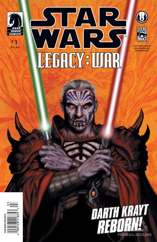 Legacy–War #1