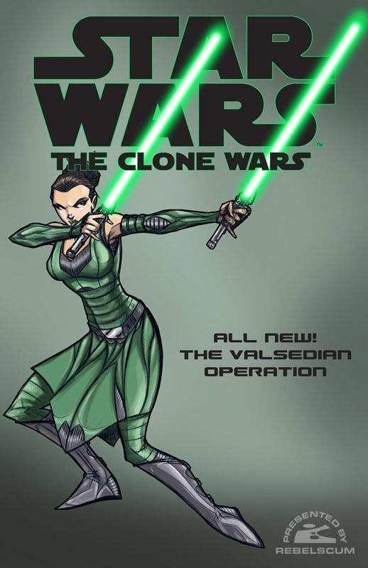 The Clone Wars Web Comic 26