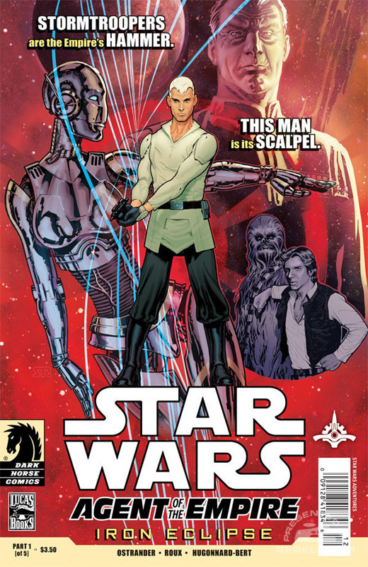 Agent of the Empire – Iron Eclipse #1