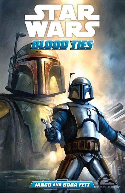 Blood Ties Trade Paperback