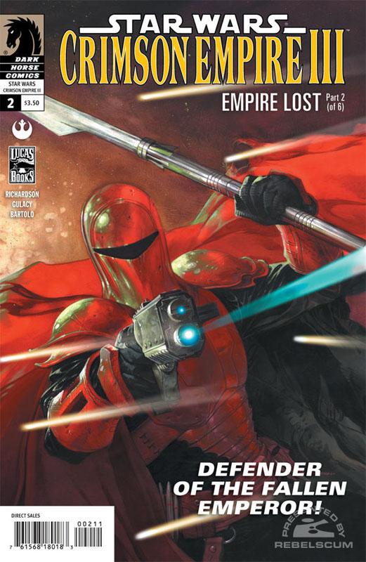 Crimson Empire III – Empire Lost #2