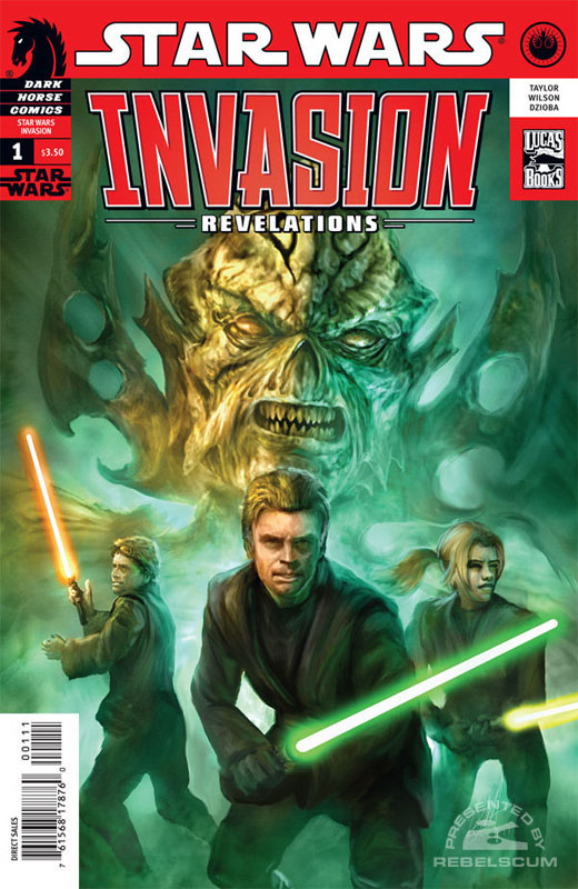 Invasion – Revelations #1
