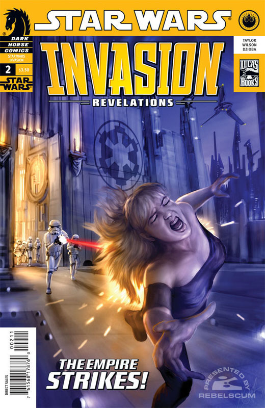 Invasion – Revelations #2