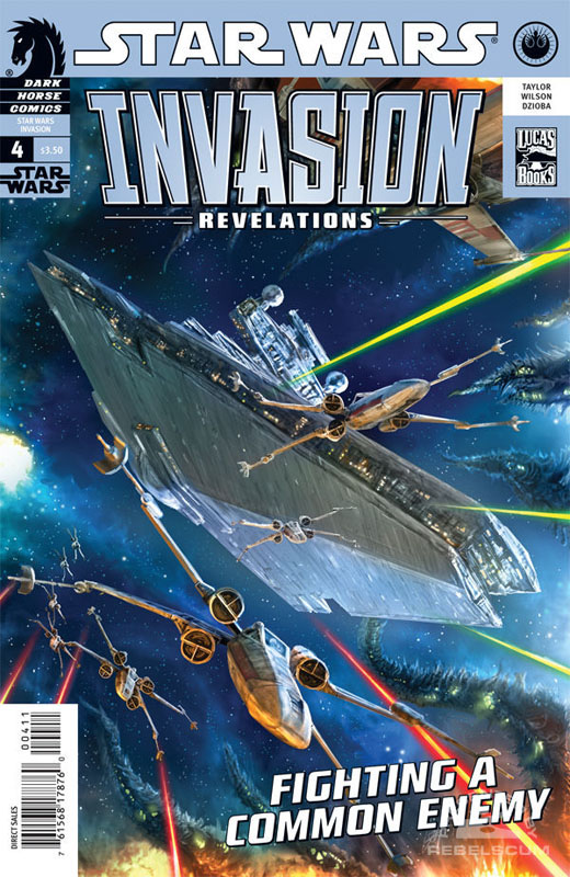 Invasion – Revelations #4