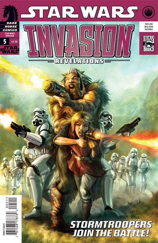Invasion – Revelations #5