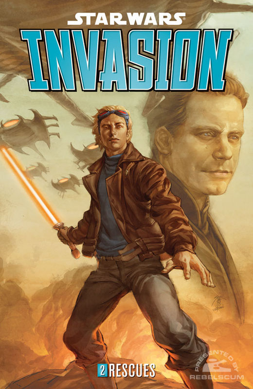 Invasion–Rescues Trade Paperback #2