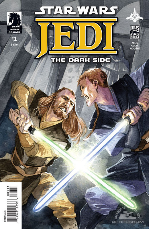 Jedi – The Dark Side #1
