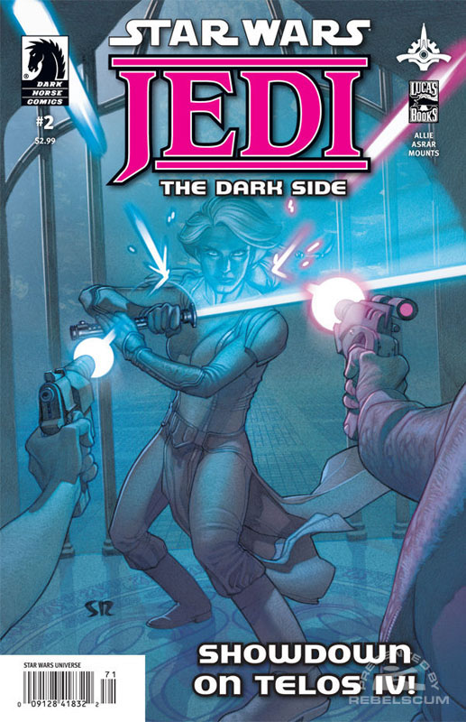 Jedi – The Dark Side #2