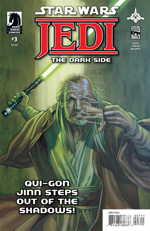 Jedi – The Dark Side #3