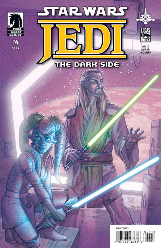 Jedi – The Dark Side #4